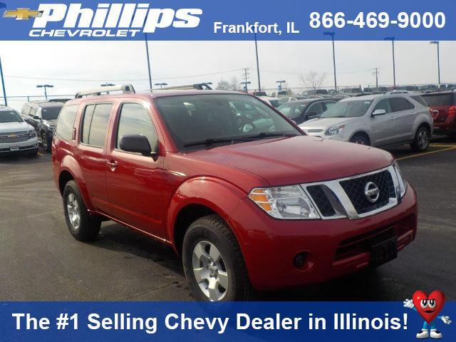 2012 nissan pathfinder le 4x4 le 4dr suv for sale in. Black Bedroom Furniture Sets. Home Design Ideas