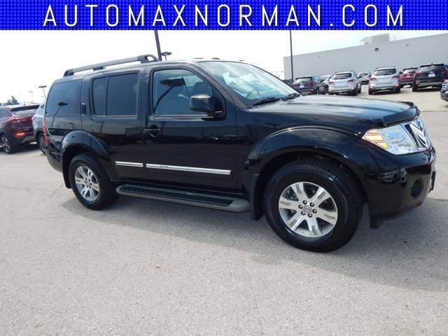 2012 nissan pathfinder s 4x2 s 4dr suv for sale in norman. Black Bedroom Furniture Sets. Home Design Ideas
