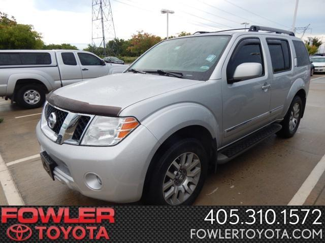 2012 nissan pathfinder s 4x4 s 4dr suv for sale in norman. Black Bedroom Furniture Sets. Home Design Ideas