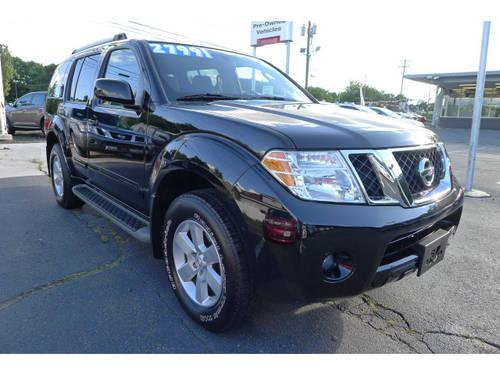 2012 nissan pathfinder suv 4x4 sv for sale in new haven. Black Bedroom Furniture Sets. Home Design Ideas