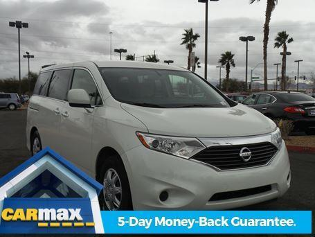 2012 Nissan Quest 3.5 LE 3.5 LE 4dr Mini-Van