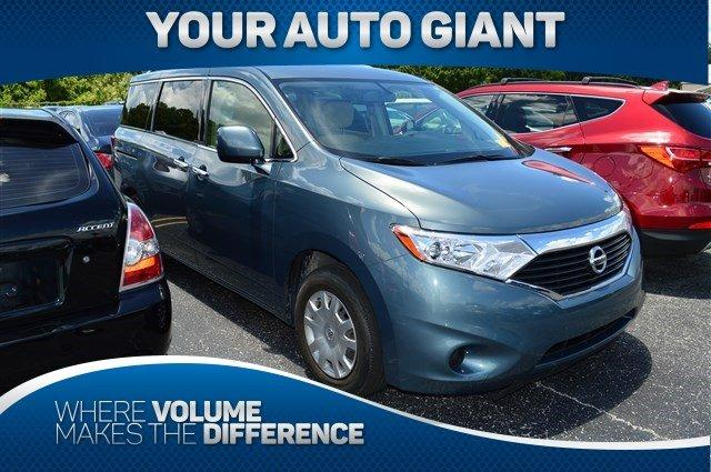 2012 nissan quest 3 5 le 4dr mini van for sale in new port richey florida classified. Black Bedroom Furniture Sets. Home Design Ideas