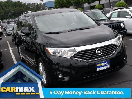 2012 Nissan Quest 3.5 S 3.5 S 4dr Mini-Van