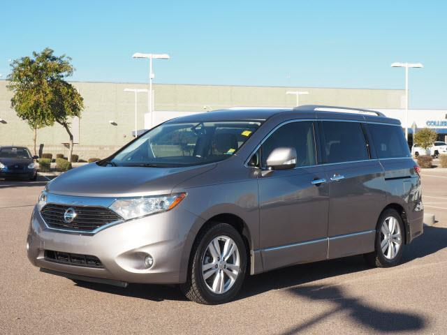 2012 Nissan Quest 3.5 SL 3.5 SL 4dr Mini-Van
