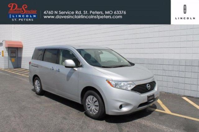 2012 nissan quest s for sale in saint peters missouri classified. Black Bedroom Furniture Sets. Home Design Ideas
