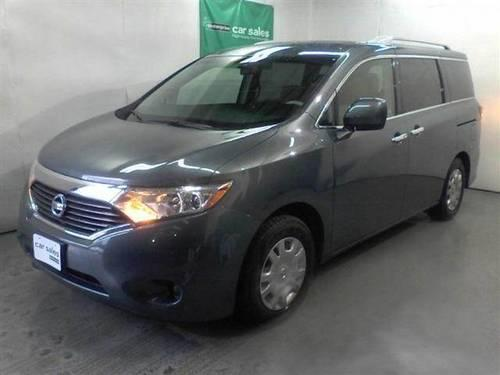 2012 nissan quest s minivan 4d for sale in symmes township ohio classified. Black Bedroom Furniture Sets. Home Design Ideas
