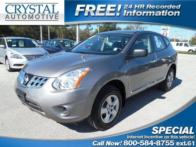 2012 nissan rogue awd s 4dr crossover for sale in - 2012 nissan rogue exterior colors ...