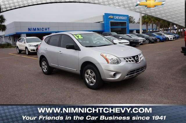 2012 Nissan Rogue S S 4dr Crossover