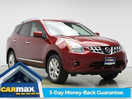 2012 Nissan Rogue SV AWD SV 4dr Crossover