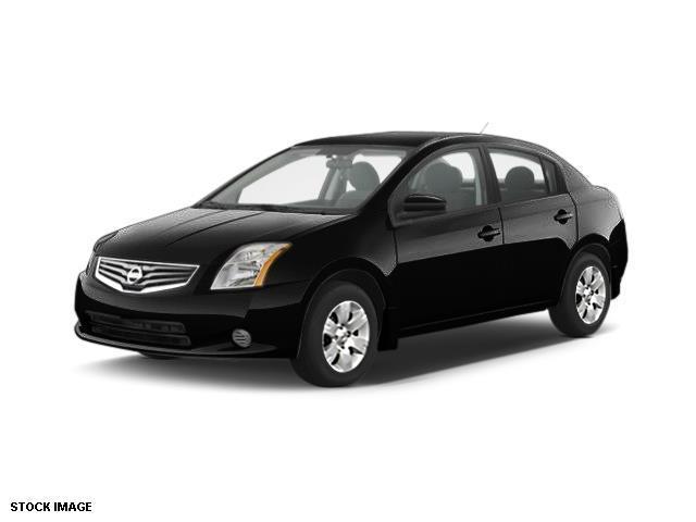 2012 Nissan Sentra 2.0 2.0 4dr Sedan CVT