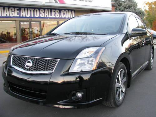 2012 nissan sentra special edition for sale in west jordan. Black Bedroom Furniture Sets. Home Design Ideas