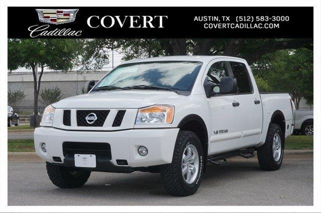2012 nissan titan pro 4x 4x4 pro 4x 4dr crew cab swb pickup for sale in austin texas classified. Black Bedroom Furniture Sets. Home Design Ideas