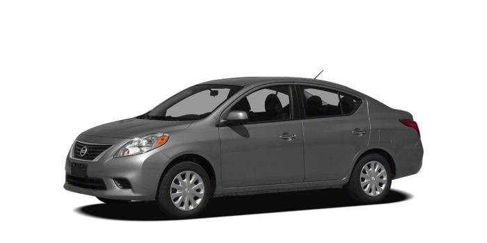 2012 nissan versa 1 6 sv 1 6 sv 4dr sedan for sale in fort walton beach florida classified. Black Bedroom Furniture Sets. Home Design Ideas