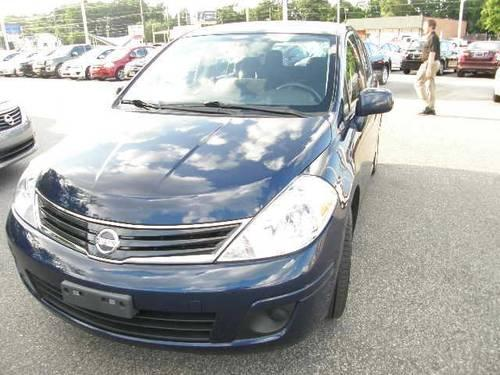 Fred Anderson Nissan Fayetteville >> 2012 Nissan Versa Hatchback 1.8 S for Sale in East Fayetteville, North Carolina Classified ...