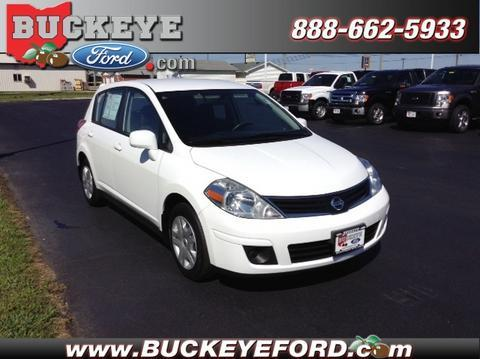 2012 nissan versa sidney oh for sale in sidney ohio classified. Black Bedroom Furniture Sets. Home Design Ideas