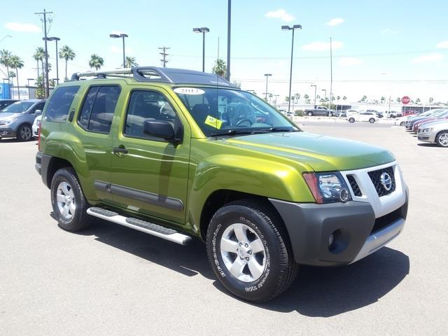 2012 nissan xterra s 4x2 s 4dr suv for sale in tucson arizona classified. Black Bedroom Furniture Sets. Home Design Ideas