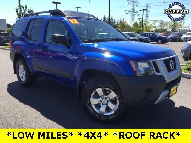 2012 nissan xterra s 4x4 s 4dr suv 6m for sale in auburn washington classified. Black Bedroom Furniture Sets. Home Design Ideas