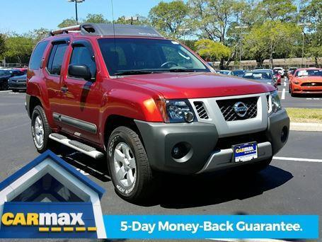 2012 Nissan Xterra S 4x4 S 4dr SUV 6M for Sale in Tampa