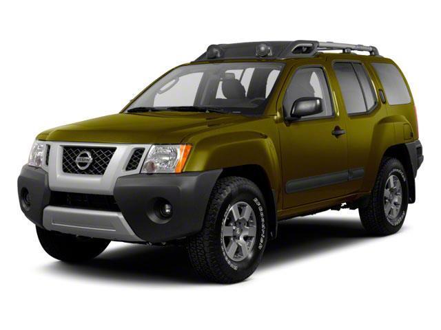 2012 Nissan Xterra X 4x4 X 4dr SUV