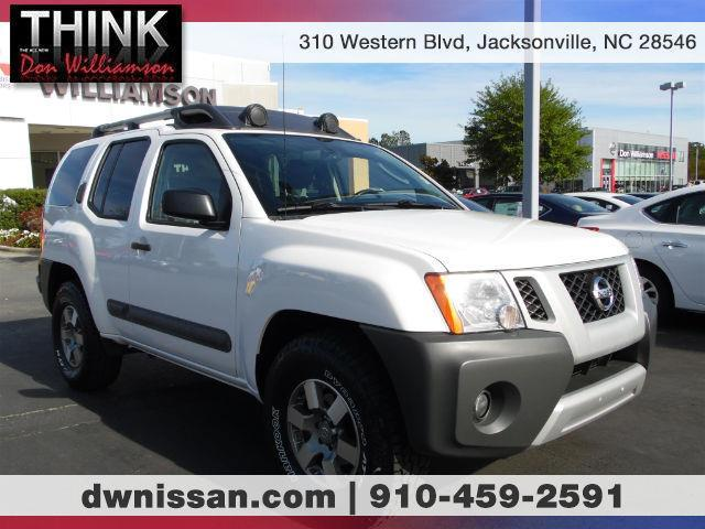 2012 nissan xterra x 4x4 x 4dr suv for sale in jacksonville north carolina classified. Black Bedroom Furniture Sets. Home Design Ideas