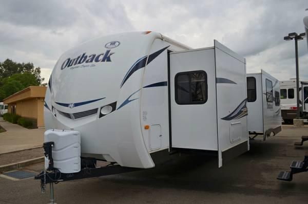 Outback Travel Trailers Rl