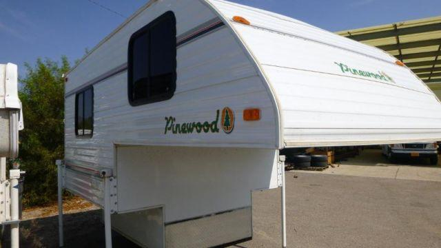 2012 Pinewood Cecil Truck Camper By Kickin Kampers Reduced