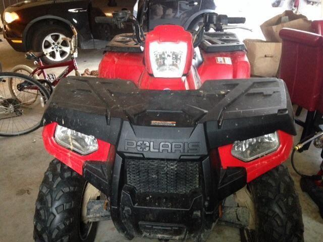 2012 polaris 500 ho 4 wheeler 4x4 for sale in wetumpka alabama classified. Black Bedroom Furniture Sets. Home Design Ideas