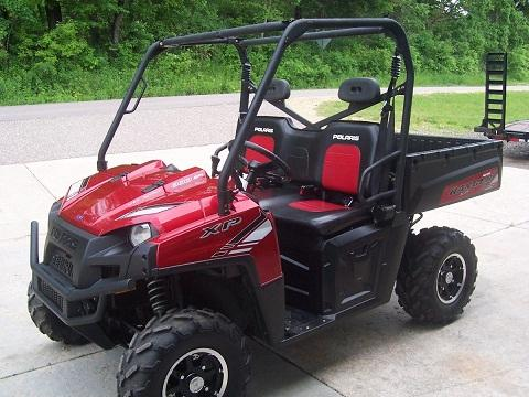 2012 Polaris Ranger XP LE 800 EFI