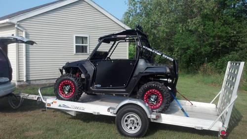 2012 Polaris Rzr 800s One Of A Kind For Sale In