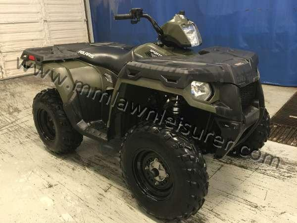 2012 Polaris Sportsman 400 H O  for Sale in Rushford