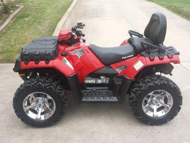 2012 polaris sportsman touring 850 eps 2 passenger 4 wheeler for sale in monett missouri. Black Bedroom Furniture Sets. Home Design Ideas