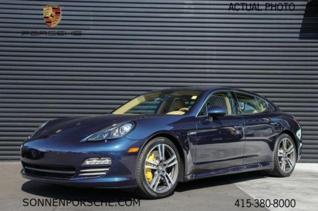 2012 Porsche Panamera 4s For Sale In Mill Valley