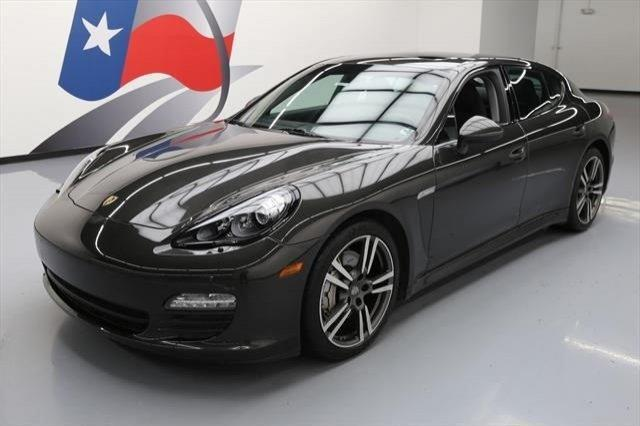 2012 porsche panamera s s 4dr sedan for sale in houston texas classified. Black Bedroom Furniture Sets. Home Design Ideas