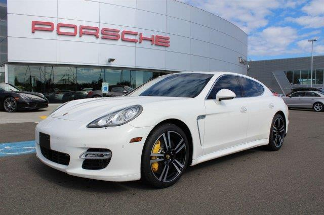 2012 porsche panamera turbo turbo 4dr sedan for sale in. Black Bedroom Furniture Sets. Home Design Ideas