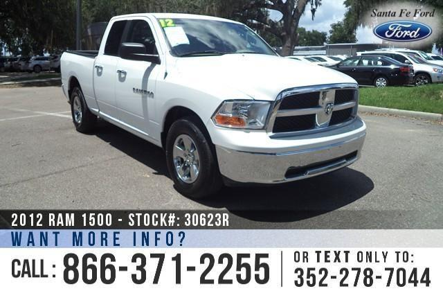 2012 Ram 1500 - 40K Miles - Finance Here!