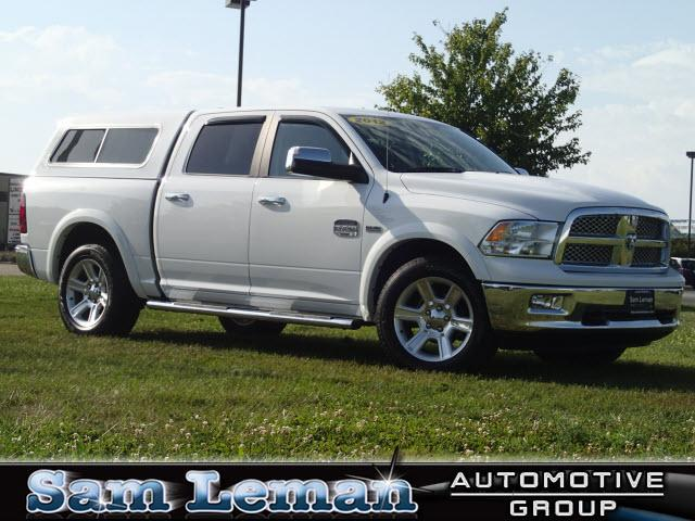 Laramie Longhorn Limited Edition Vs Laramie Autos Post