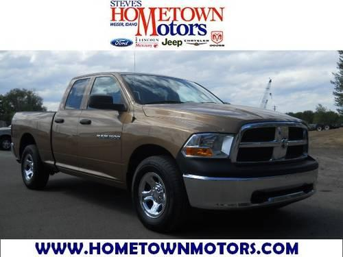 Hometown Motors Weiser Idaho >> 2012 Ram 1500 Truck Quad Cab ST for Sale in Crystal, Idaho Classified | AmericanListed.com