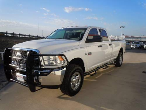 2012 Ram 2500 St Crew Cab Long Bed 4x4 For Sale In Decatur
