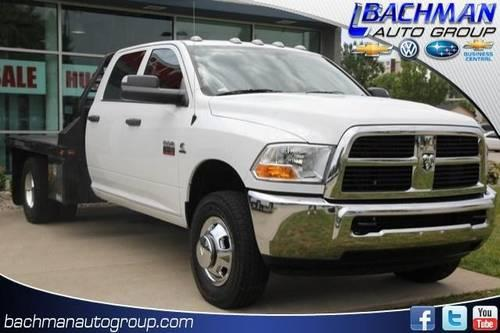 2012 Ram 3500 Crew Cab Chassis Cab St For Sale In