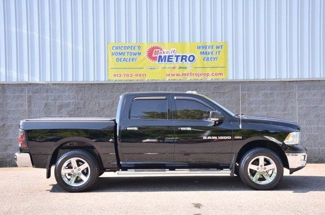 2012 ram ram pickup 1500 big horn 4x4 big horn 4dr crew cab 5 5 ft sb pickup for sale in. Black Bedroom Furniture Sets. Home Design Ideas
