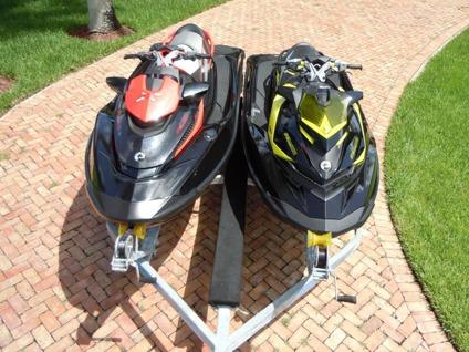 2012 rxp x 260 2010 rxt x 260 sea doo 260hp supercharged for sale in cleveland ohio. Black Bedroom Furniture Sets. Home Design Ideas