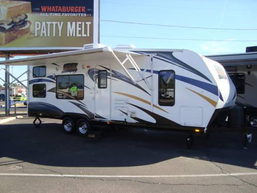2012 Sand Sport 24 Fbsl Toy Hauler Loaded With Extra