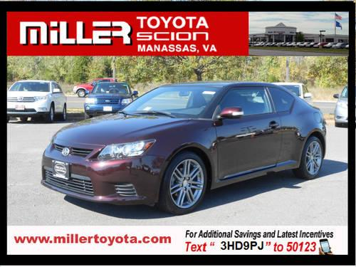2012 Scion Tc 2d Coupe Base For Sale In Leesburg Virginia