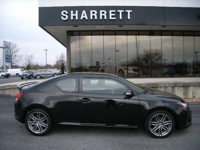 2012 Scion tC Base Base 2dr Coupe 6A