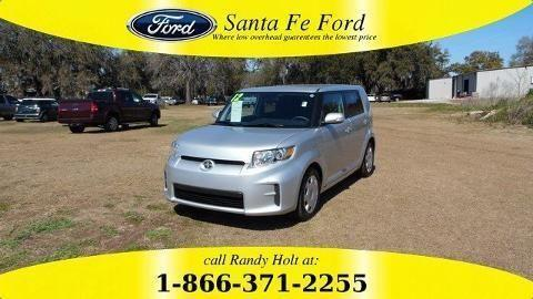 2012 SCION XB 4 DOOR WAGON