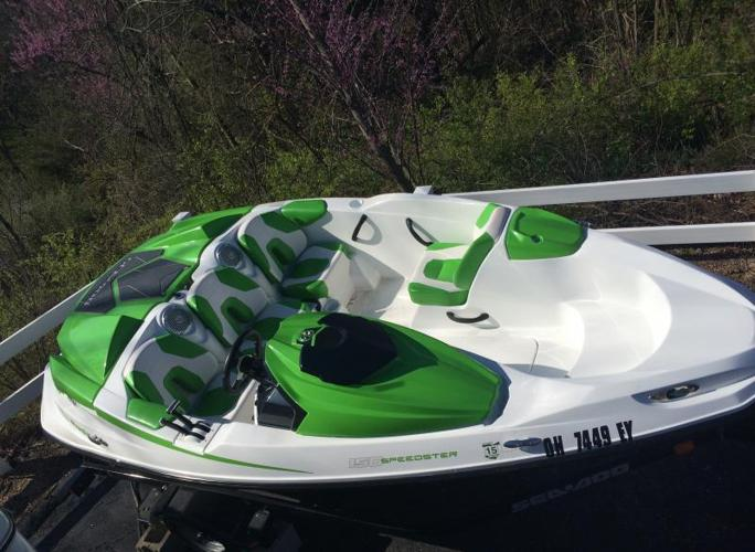 2012 sea doo speedster 150 boat for sale in springfield ohio classified. Black Bedroom Furniture Sets. Home Design Ideas