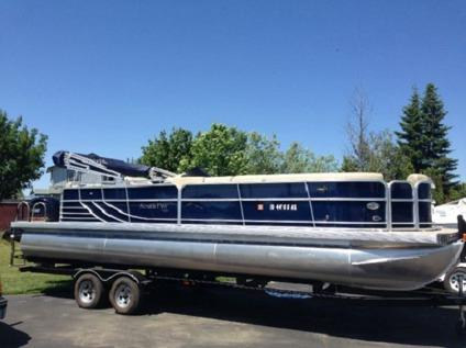 ✹; 2012 South Bay Pontoon 725CRO, ';~;F.8**