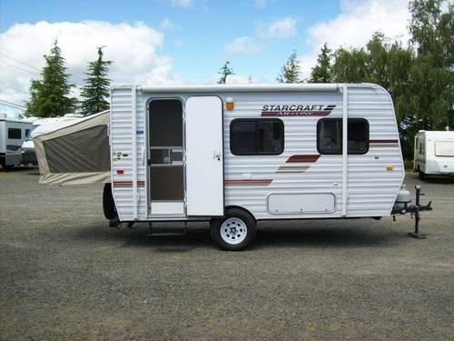 2012 Starcraft Travel Trailer 17 Ft 6 Inches Total Length