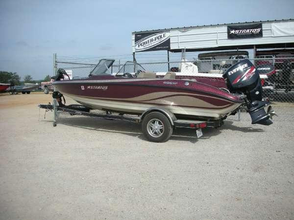 2012 Stratos Fish Amp Ski Series 486 Sf For Sale In