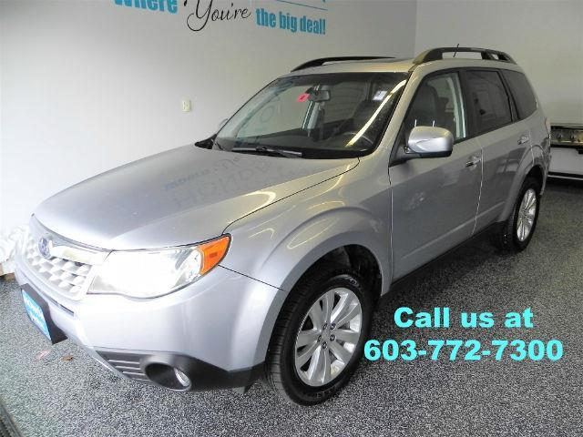 2012 Subaru Forester 2.5X Limited AWD 2.5X Limited 4dr